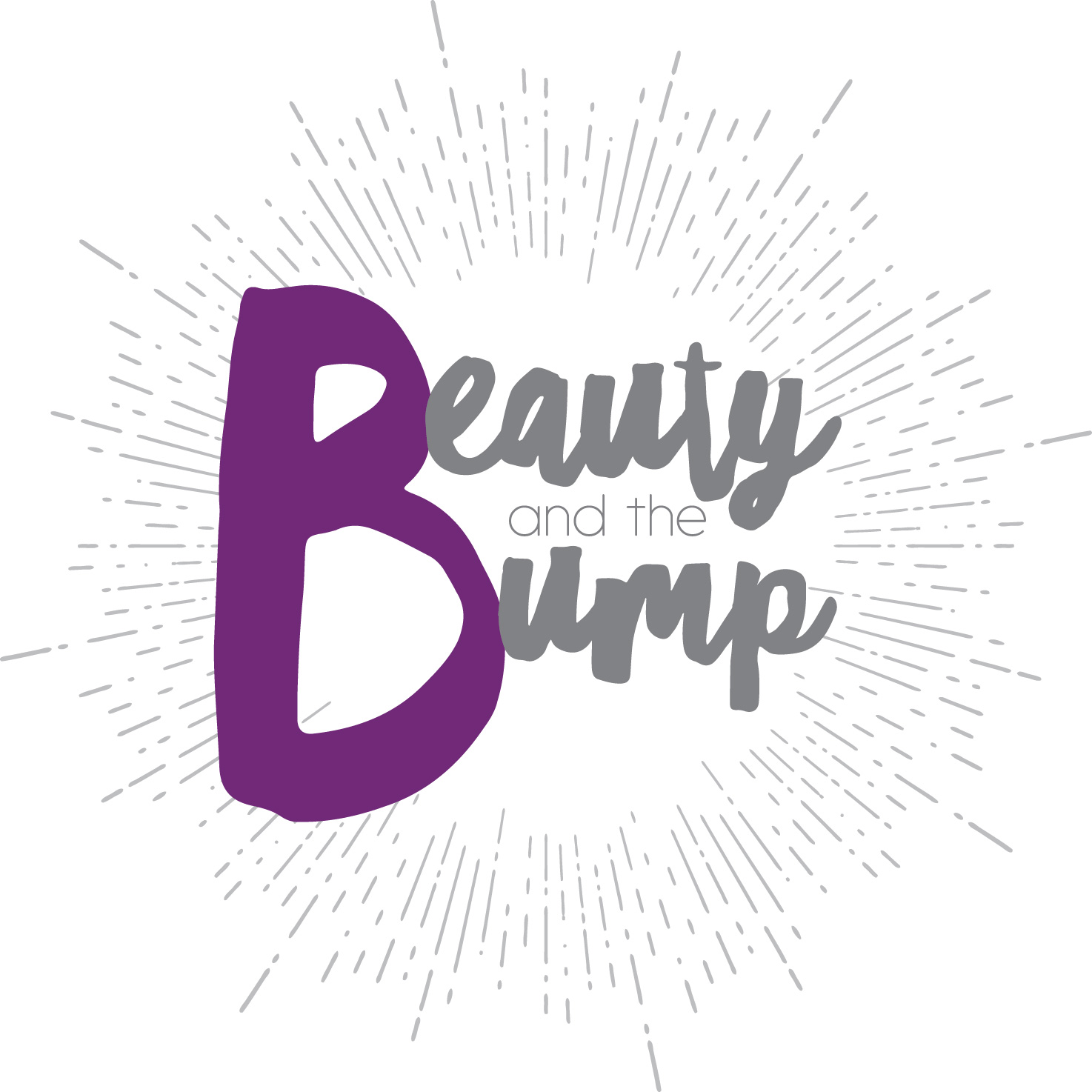 Beauty and the Bump Logo