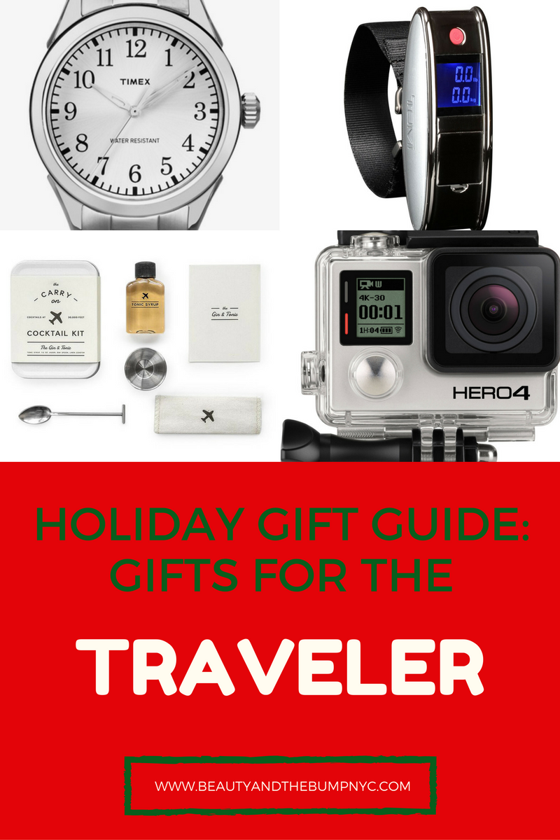 Holiday gift guide the perfect gifts for the traveler for Good gifts for a traveler