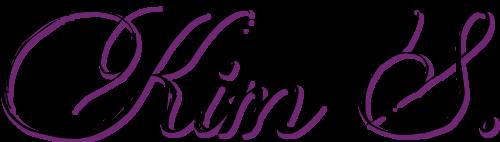 Kim S. Signature