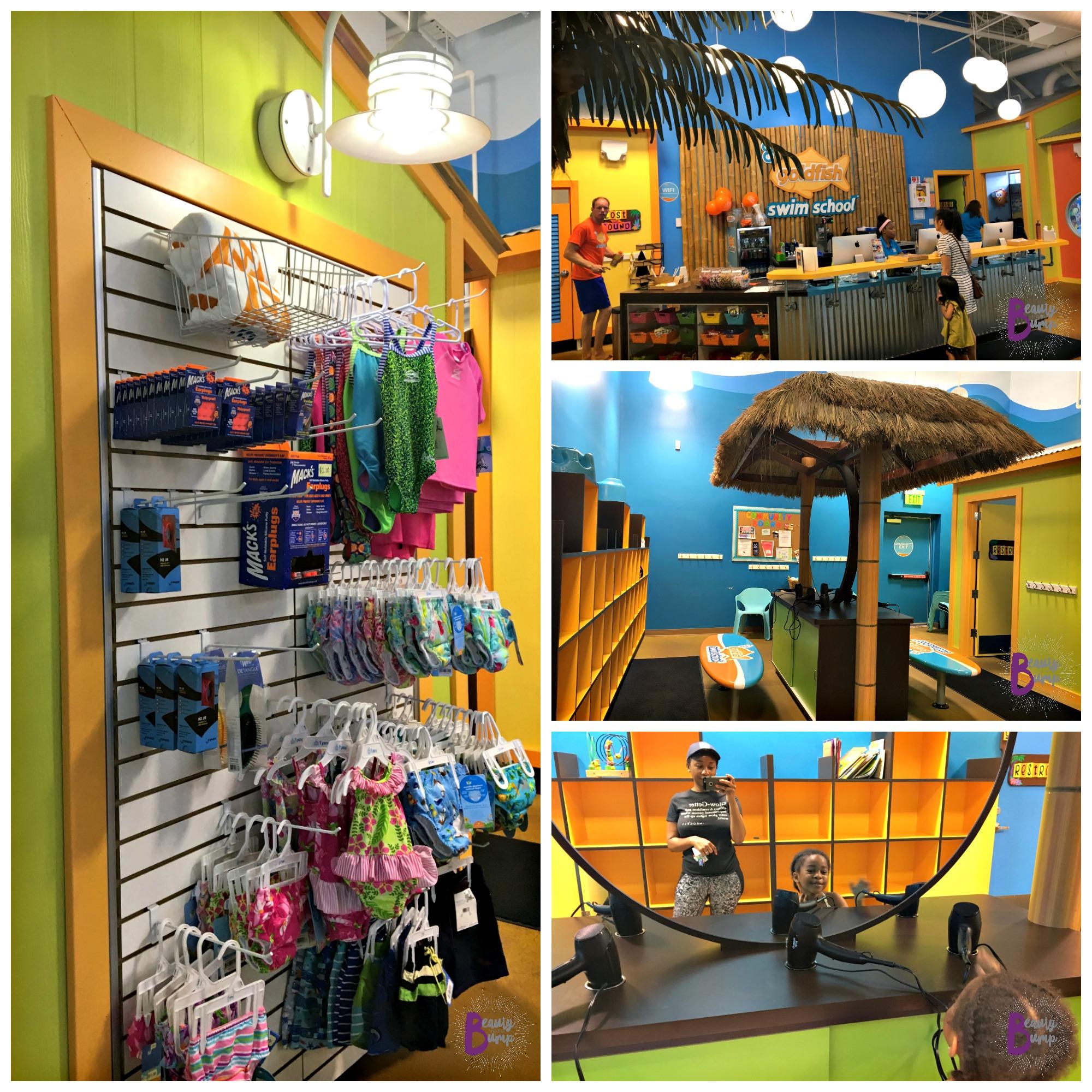Goldfish Swim School Garden City Indoor Decor Beauty And
