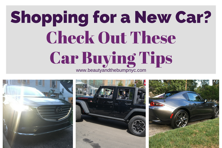 shopping for a new car check out these car buying tips beauty and the bump. Black Bedroom Furniture Sets. Home Design Ideas